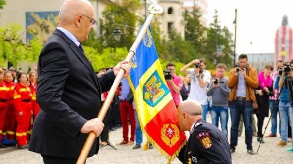 ISU Prahova recruteaza candidati. Afla cum te poti angaja ca pompier, maistru militar sau inspector protectie civila