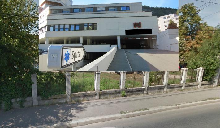 locatie Spital Municipal de Urgenta Ploiesti