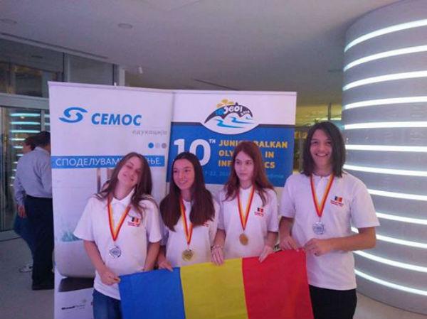 lotul olimpic informatica