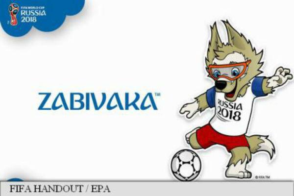 Rusia a ales mascota pentru Campionatul Mondial de Fotbal din 2018: Lupul Zabivaka