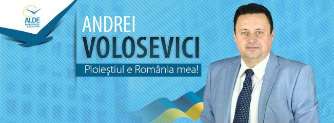 """ALDE Prahova """"a furat"""" un vicepresedinte de la Partidul Miscarea Populara. Vinovat este Andrei Volosevici"""