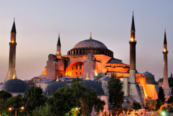 Hagia Sophia original