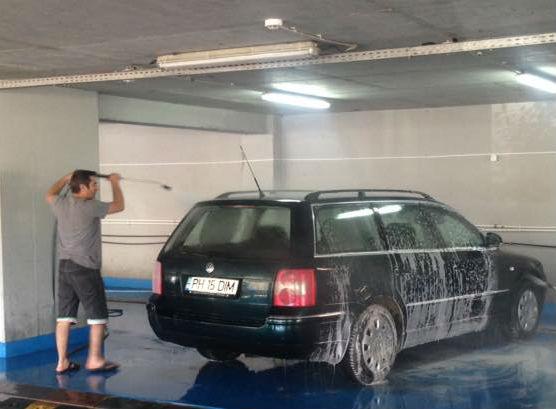 PitStop Car Wash spalatorie Ploiesti