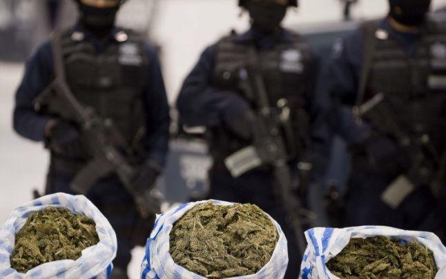droguri traficanti retinuti