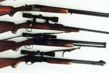 Buzau: Barbati cercetati penal, pentru ca transportau ilegal cartuse si arme de vanatoare