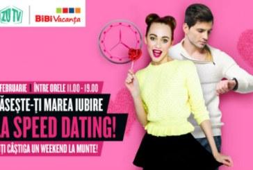 Dragostea adevarata se gaseste la Ploiesti Shopping City. Concurs de speed dating si un weekend la munte pentru indragostiti, cu ocazia Valentine's Day