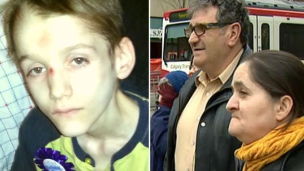 Parinti criminali. Doi romani, condamnati la detentie pe viata in Canada, pentru ca si-au infometat fiul pana la moarte