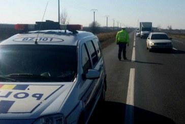 Politia Rutiera Buzau: Un sofer din Ramnicu Sarat, suprins de radar pe E85 cu o viteza incredibila