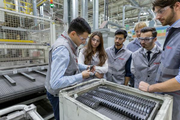 Federal-Mogul Motorparts ofera oportunitati profesionale prin Programul European de Recrutare pentru Absolventi 2017