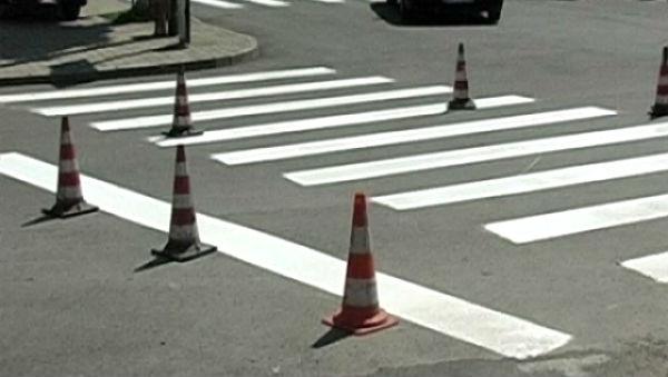 Ploiesti: Dupa o lunga perioada, se refac marcajele rutiere. Vezi ce firme se ocupa