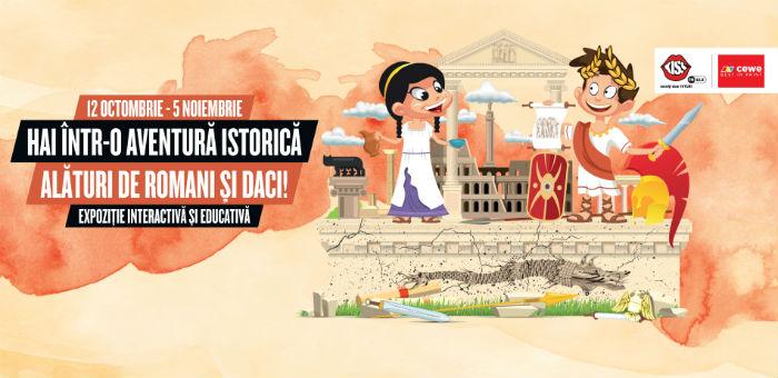 Hai intr-o aventura istorica alaturi de romani si daci_Ploiesti
