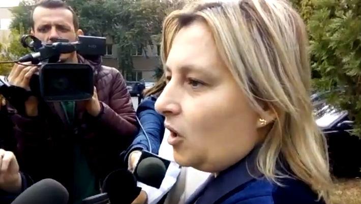 Mihaela Moraru Iorga la DNA Ploiesti