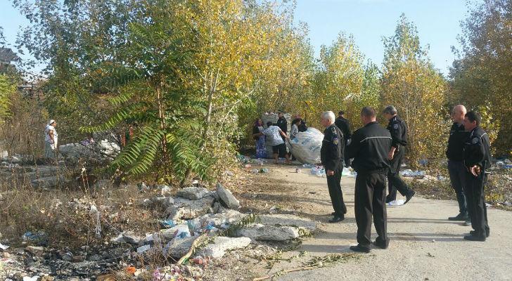 Sute de kilograme de materiale reciclabile, furate din depozitele Rosal, gasite de Politia Locala Ploiesti