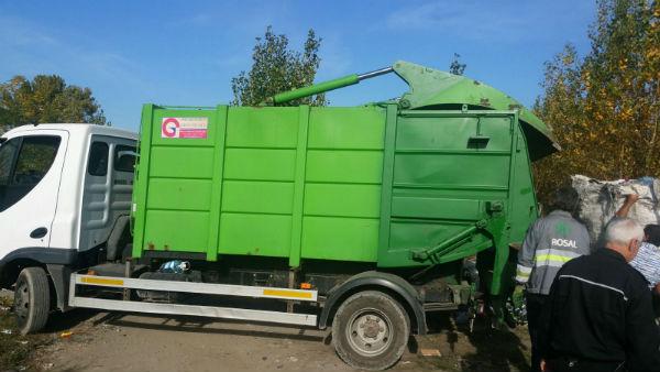 furt materiale reciclabile Ploiesti 3