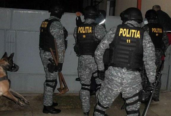 Buzau: Ce au descoperit politistii dupa perchezitiile efectuate la suspecti de trafic de droguri (VIDEO)