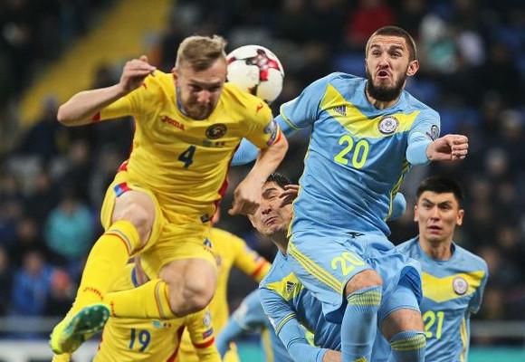 """Gurita se intoarce la Ploiesti: Romania – Kazahstan va avea loc joi, pe stadionul """"Ilie Oana"""""""