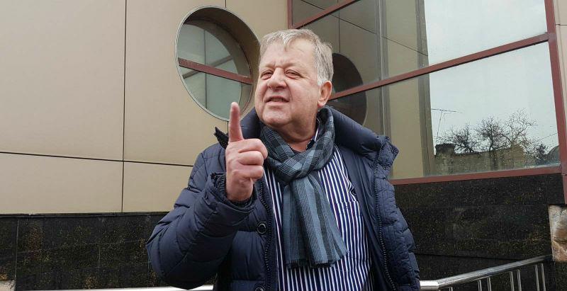 Costel Casuneanu, adus la audieri la PCA Ploiesti. Omul de afaceri este foarte euforic!