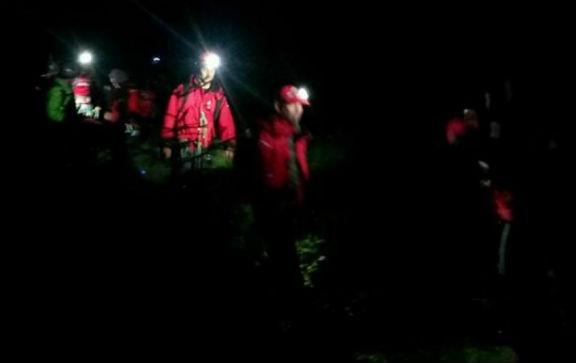 interventie salvamont noaptea