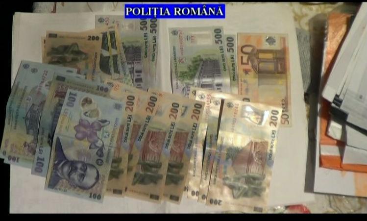 Ce au descoperit politistii in urma perchezitiilor din dosarul in care suspect este si Costel Casuneanu (VIDEO)
