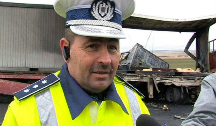 Seful Politiei Rutiere Buzau, trimis in judecata de Parchetul de pe langa Curtea de Apel Ploiesti