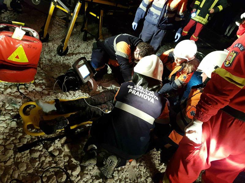 accident DN72 Bratasanca 1