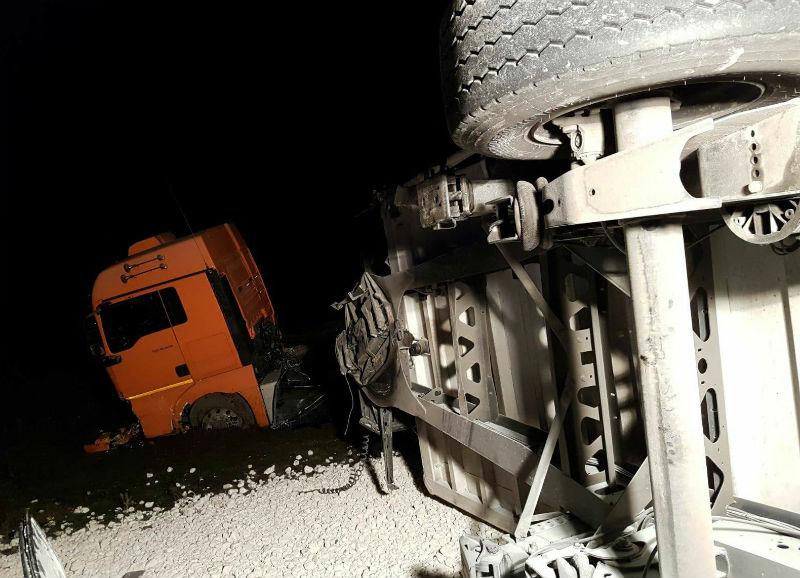 accident DN72 Bratasanca 2