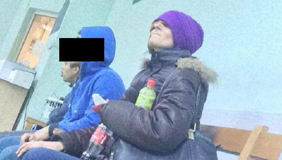 Femeia care a amenintat cu cutitul o adolescenta din Ploiesti este bolnava de schizofrenie