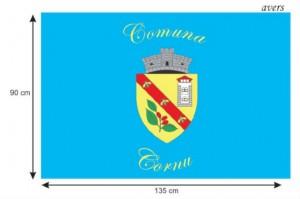 steag comuna Cornu