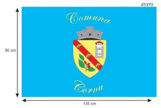 Comuna din Prahova, preferata de politicienii de la PSD, are de acum si steag