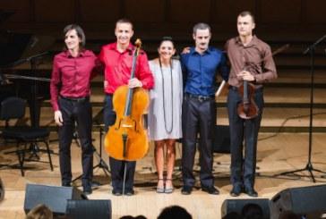 Analia Selis si ArgEnTango aduc tangoul traditional argentinian la Ploiesti