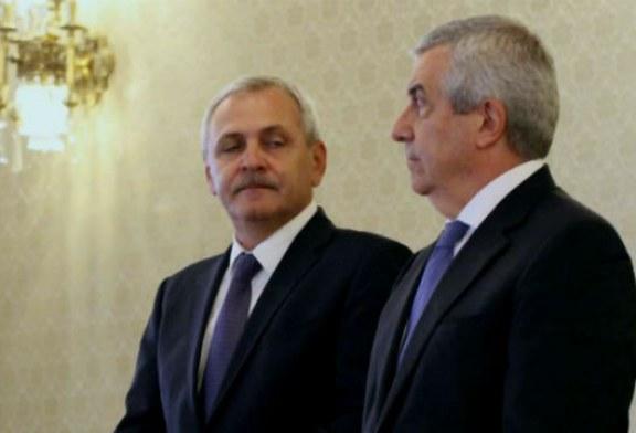 Coalitia PSD-ALDE va investiga si statul paralel, dupa sufrageria lui Oprea