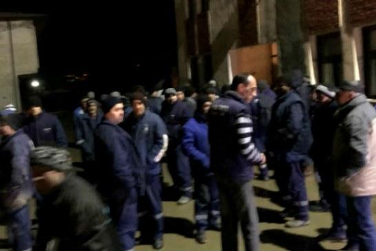 Greva la Salina Slanic, din cauza salariilor prea mici ale minerilor. Zeci de angajati au refuzat sa mai iasa