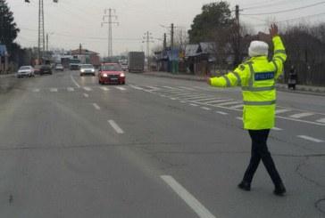 Prahova: Actiune rutiera in desfasurare pe DN 1 B si DN1 D (UPDATE)