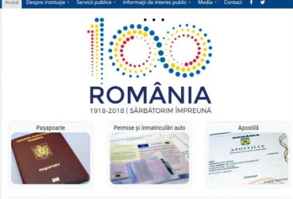 Guvernul a obligat toate prefecturile din tara sa-si schimbe adresele web. Prahova nu face exceptie
