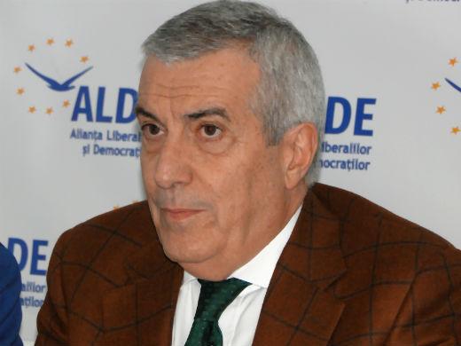 Calin Popescu Tariceanu vs statul paralel