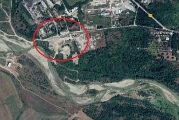 Administratia Parcului Memorial Constantin Stere vrea sa reamenajeze zona de plaja si lacul de langa raul Telejean