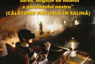 Muzeul Sarii de la Slanic va invita la un tur virtual. Investitia a costat 150.000 de lei (VIDEO)