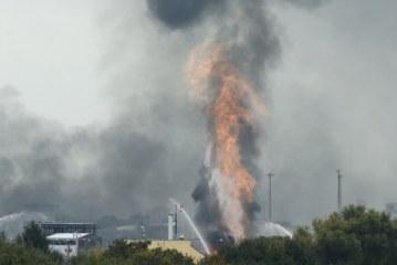 Cinci romani au murit in explozia de la un combinat chimic din Cehia (VIDEO)