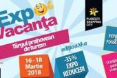 Targul de turism Expo Vacanta se organizeaza la Ploiesti Shopping City, in acest week-end