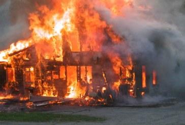 Prahova: Un batran a murit ars, in podul casei