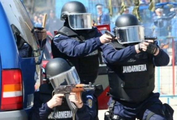 Prahova: A inceput OLEUM 18, un exercitiu anti-tero care vizeaza reactia jandarmilor in situatii de criza