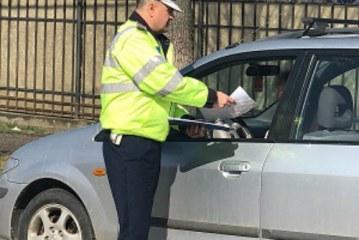 Dambovita: Politia Rutiera a batut recordul la sanctiuni intr-o singura zi