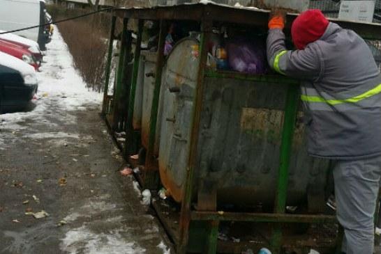 Politia Locala Ploiesti a amendat si operatorul de salubritate din oras