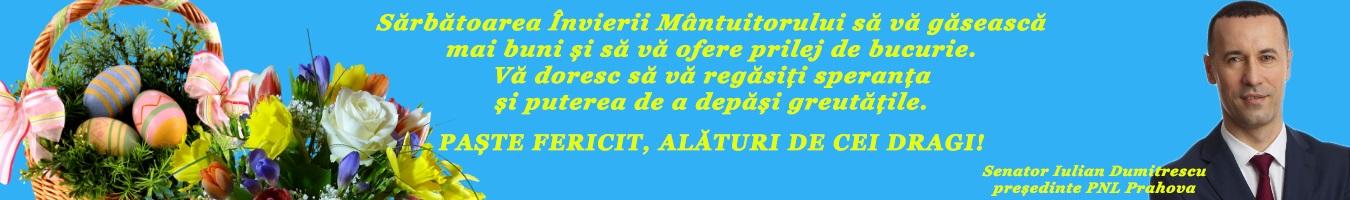1 mai Iulian Dumitrescu