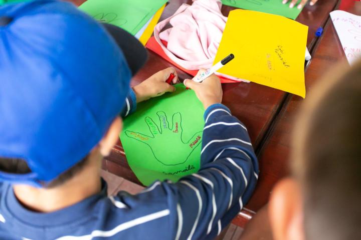 Activitatile de voluntariat in centrele de plasament Foto Alin Gavrila