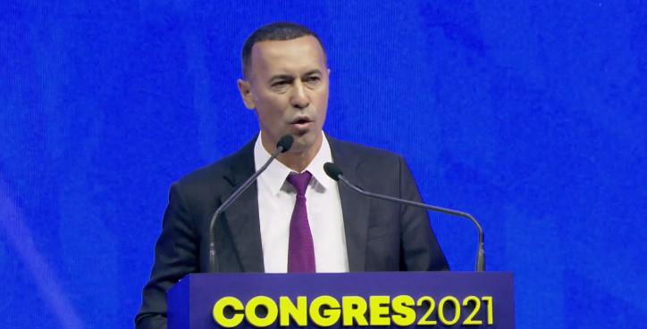 Iulian Dumitrescu la Congres PNL 2021