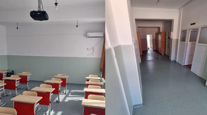 modernizare unitati de invatamant Filipestii de Padure